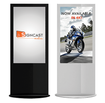 digital signage kiosks toronto